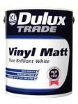 Dulux Vinyl matt PBW pure brillant white 10L