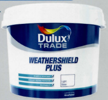 Dulux Weathershield Plus base light 2,5L