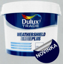 Dulux Weathershield Silicon Plus base medium 2,5L
