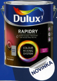 Dulux Rapidry Satin Matt base light 4,5L