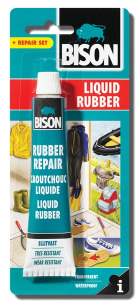 Bison Liquid Rubber (Tekutá guma) 50ml
