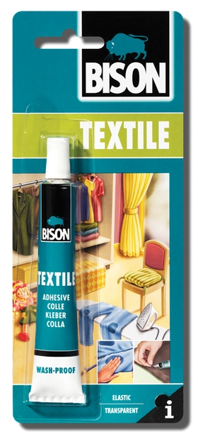 Bison Textile - Lepidlo na textil 25ml