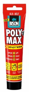 BISON POLY MAX original express white 165 g tuba